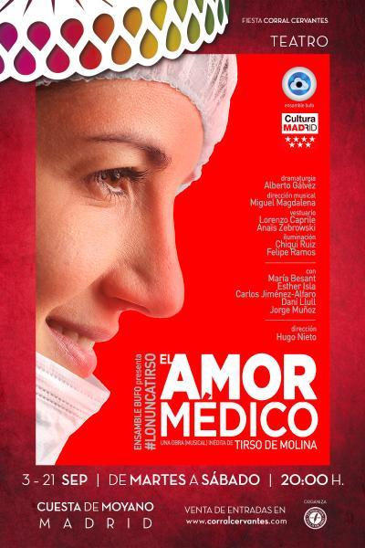 El Amor Médico- Corral Cervantes 2019