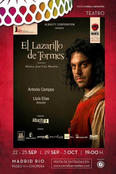 El Lazarillo de Tormes- Corral Cervantes 2019