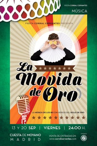 La Movida de Oro- Corral Cervantes 2019
