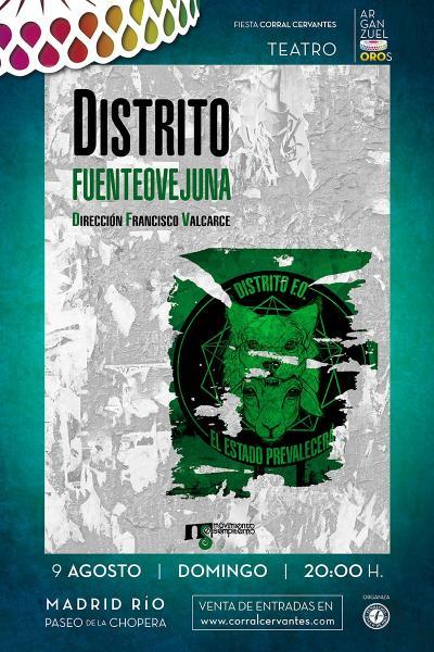 Distrito Fuenteovejuna. I Concurso ArganzuelOROs