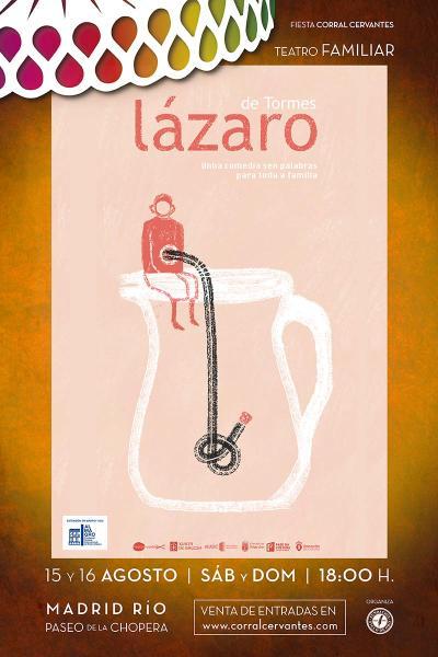 Lázaro de Tormes. Barroco Infantil