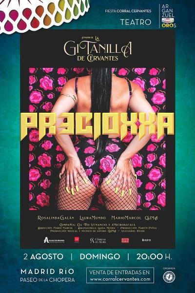 PR3CIOXXA. I Concurso ArganzuelOROs
