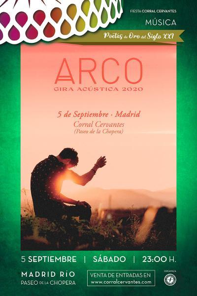 ARCO. Poetas de ORO del siglo XXI
