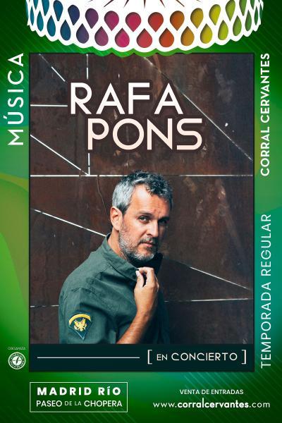 Rafa Pons. Poetas de ORO del siglo XXI