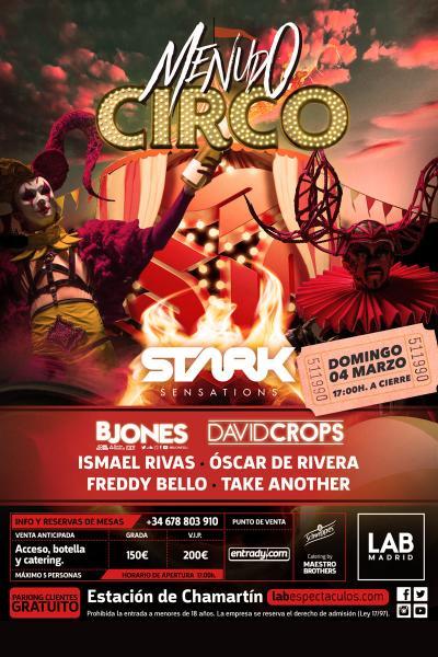 Stark Sensations - Menudo Circo