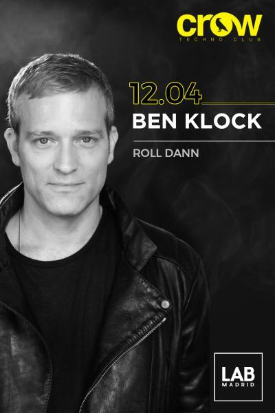 Ben Klock en Crow Techno Club