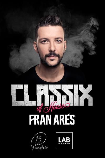 LAB presenta CLASSIX OF HOUSE by Fran Arés