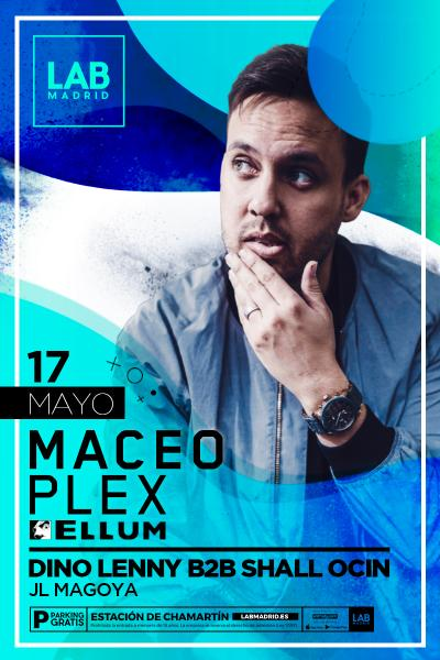 LAB Music presenta - Maceo Plex