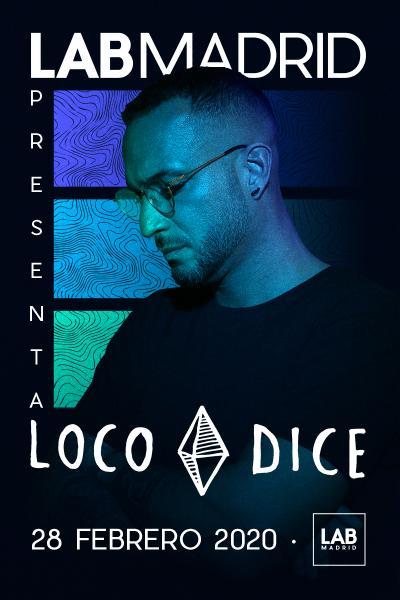 LAB Madrid presenta LOCO DICE