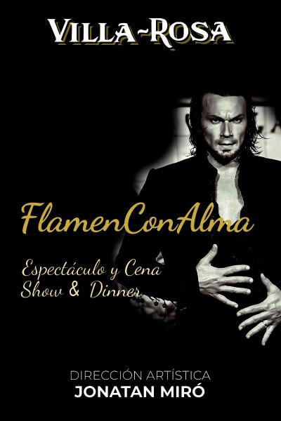 Flamenconalma Cena Espectáculo