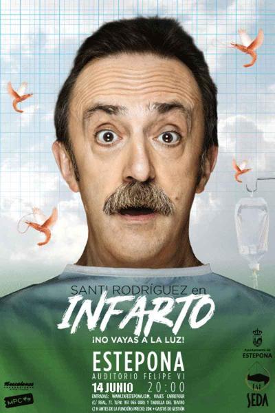 Santi Rodríguez - Infarto, no vayas a la luz