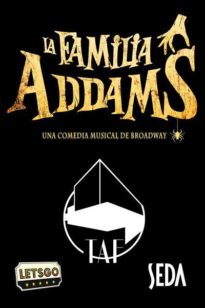 La Familia Addams. El musical de Broadway