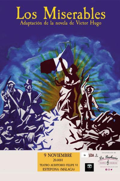 Los Miserables, de La Barbarie Musical