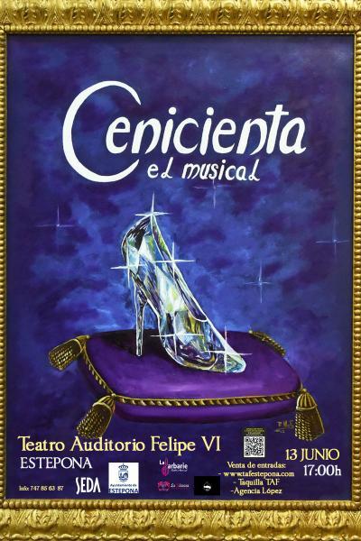 La Cenicienta, El Musical | La Barbarie Teatro Musical