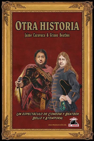 Jaime Caravaca y Grison Beatbox - Otra Historia