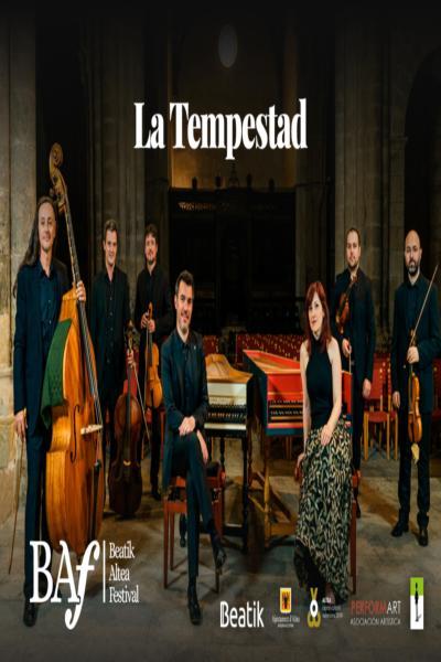 Beatik Altea Festival: La Tempestad