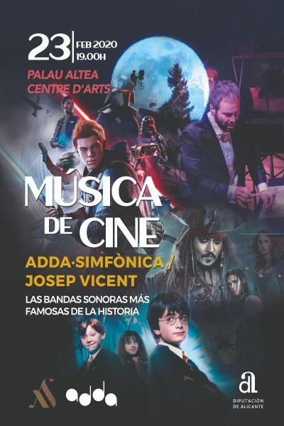 Música de Cine - ADDA Simfònica